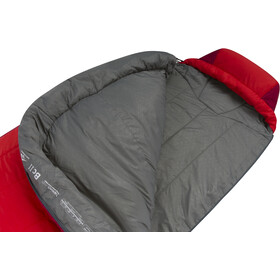 Sea to Summit Basecamp BcII Sleeping Bag Regular, rojo